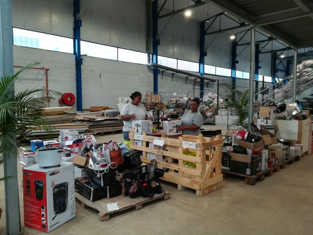 APSM - Ressourcerie Coco Robert Sainte-Marie