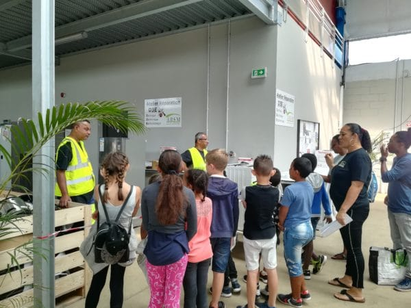 visite pédagogique - APSM