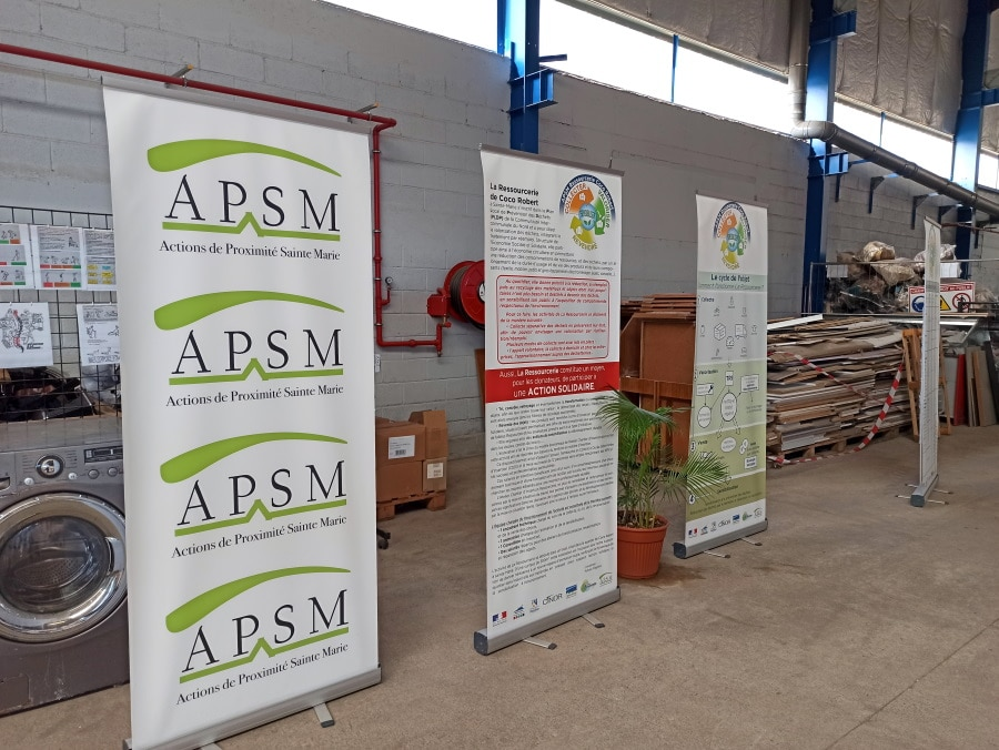 APSM Ressourcerie Sainte-Marie