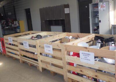 APSM Tri des objets collectés ressourcerie coco robert