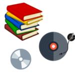 Collecte objets - livres