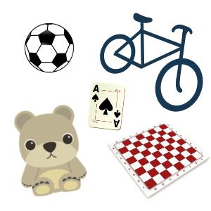Collecte objets - jouets