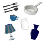 Collecte objets - vaisselle