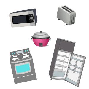 Collecte objets - électroménager