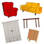 Collecte objets - meubles