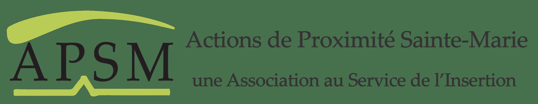 APSM - Actions de Proximité Sainte Marie